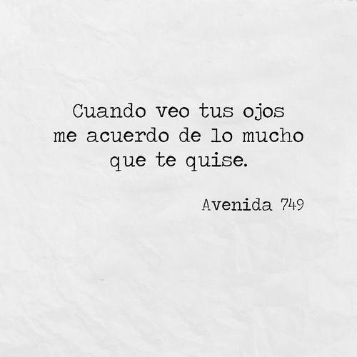 Imagen de amor, frases en español, and avenida 749