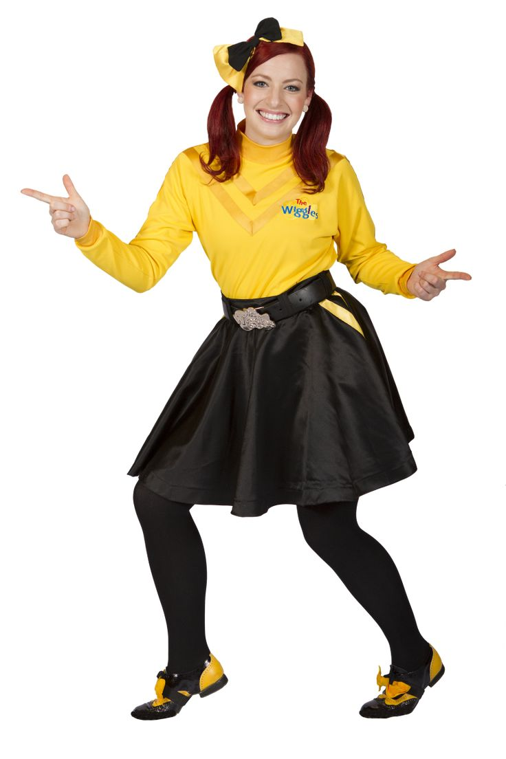 Interview with Yellow Wiggle Emma Watkins Blogging