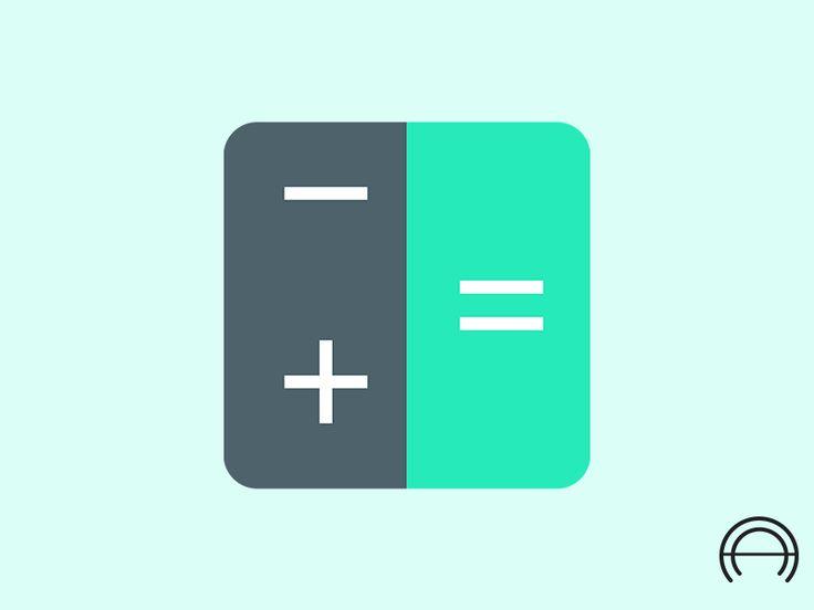 Calculator for Caramel by Julian Gomez