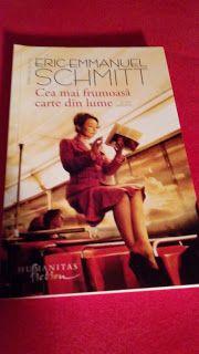 Blogul meu de cuvinte fluturi: Recenzie Cea mai frumoasă carte din lume de Eric-E...