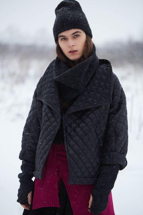 Купить Куртка Ромбы комби рукав от Lesel (Лесель) российский дизайнер одежды