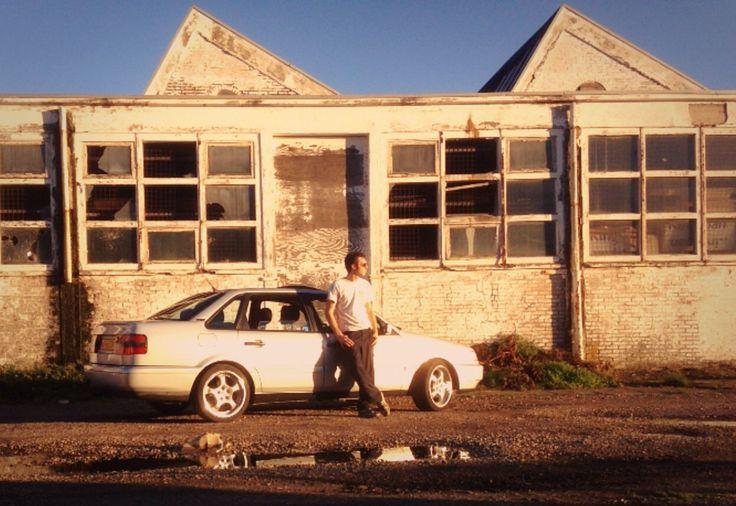 Me and my 1994 VW Passat VR6