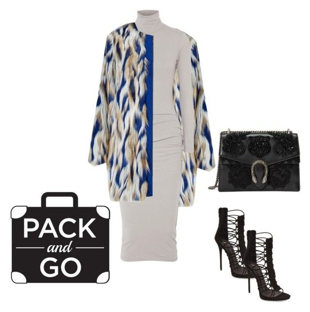 """""""Winter Getaway p.3"""" by luluuheree on Polyvore featuring James Perse, Giuseppe Zanotti and Gucci"""