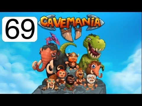 ▶ Cavemania - Level 69 (No Boosters walkthrough on iPad) - YouTube  by edepot #cavemania #cavetips #usergenerated