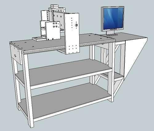 Best 25 wood cnc machine ideas on pinterest laser cnc for Cnc router table plans