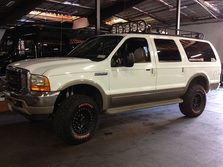 Ford Excursion Price And Specs Ford Reviewed Ford Excursion Pinterest Ford Excursion Ford And Ford Vehicles