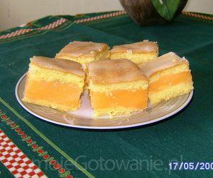 Ciasto pomarańczowe ja