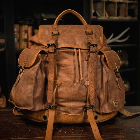 You vintage army backpacks simply does