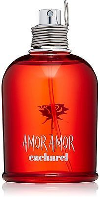 Body: Amor Amor By Cacharel Eau De Toilette Spray For Women 3.40 Oz (Pack Of 3) -> BUY IT NOW ONLY: $135.63 on eBay!