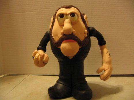 Mr. Pötatöhead Lemmy Kilmister