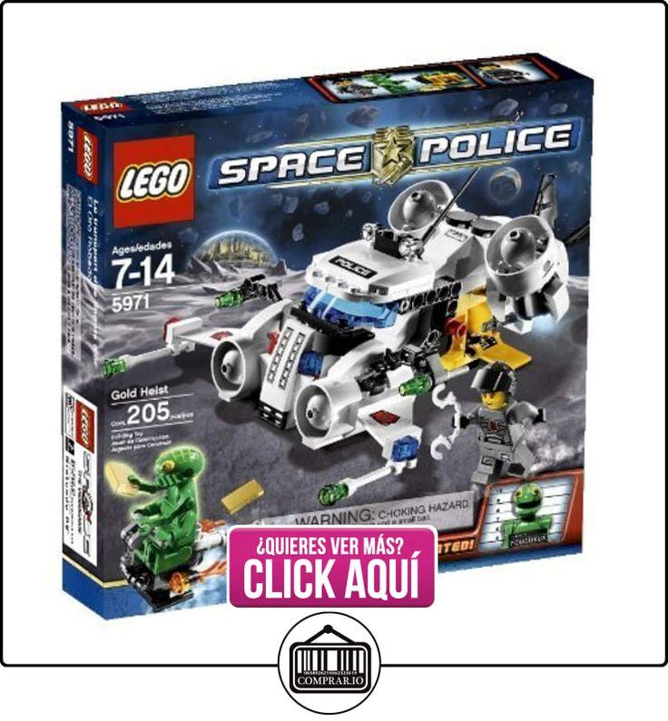 LEGO Space Police Gold Heist (5971) by LEGO  ✿ Lego - el surtido más amplio ✿ ▬► Ver oferta: https://comprar.io/goto/B00TT8BYNQ