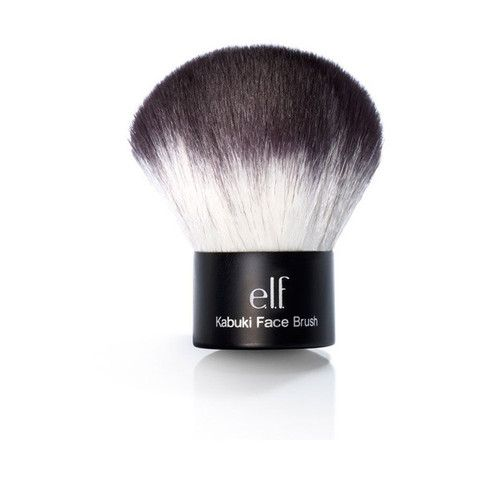 e.l.f. Studio Kabuki Face Brush - plus loads of great cheap cosmetics like concealer and lip stain