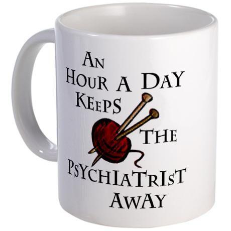 An Hour A Day... Mug