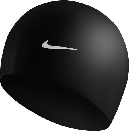 Protect your scalp against the harsh effects of chlorine in the Nike Solid Latex Cap.