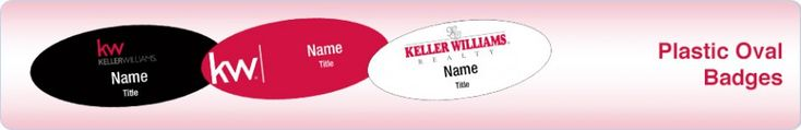 Keep Real Estate Promotions Personal and Professional with Keller Williams Name Badges. Visit http://www.bestprintbuy.com/blog/2014/07/24/keep-real-estate-promotions-personal-and-professional-with-keller-williams-name-badges/
