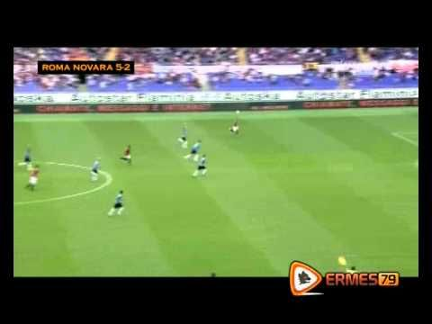 From the super talented @Ermes79channel: Goleada Giallorossa!