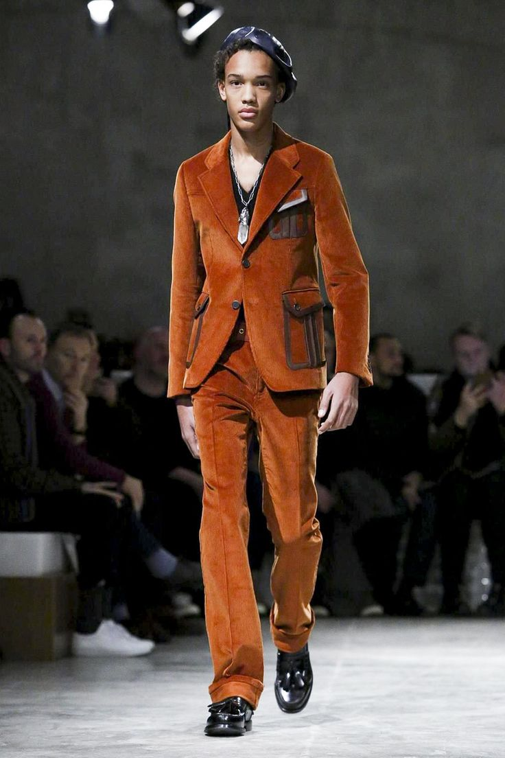 Prada Menswear Fall Winter 2017 Milan