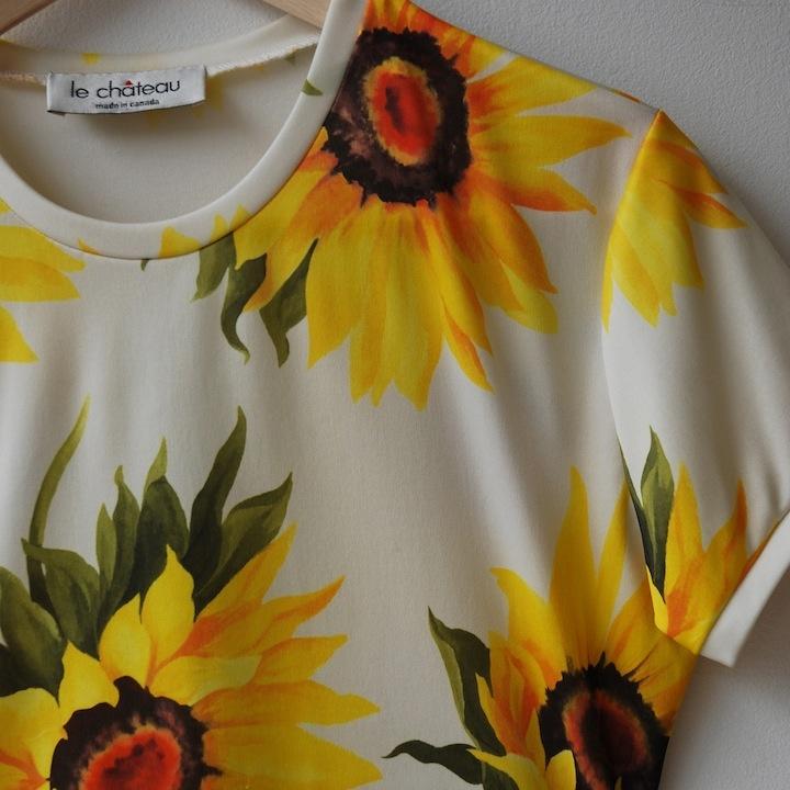 annex vintage: Sunflower Shirt