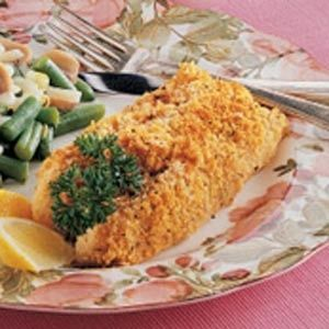 Herb coated cod recipe fish recipes pinterest cheese for Herb cod recipe
