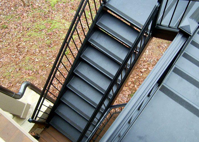 17 mejores imágenes sobre escalera exterior de servicio en ...