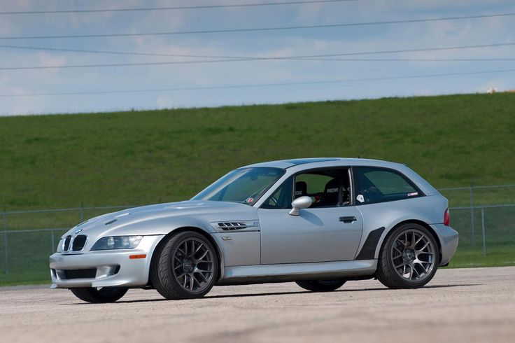 Z3m Coupe In Silver And M3 Type Wheels Http Www