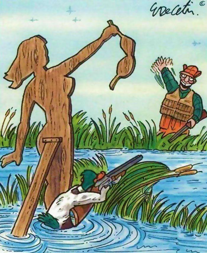 15 illustrations qui mettent l'accent sur les maltraitances animales, la revanche est aussi violente que la réalité