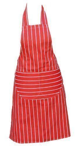 (Mørkeblå, rød og hvid) Chefs Apron Professional Quality Red & White Butchers Kitchen Cooks Restaurant Bistro BBQ School College Double POCKETS 100% Cotton Discounted Cleaning Supplies http://www.amazon.co.uk/dp/B00JFUHHAW/ref=cm_sw_r_pi_dp_gr2Vwb16ST3E4