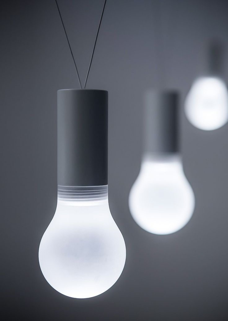 products we like / Bulp / Lamp / Silicone / Rubber / grey / lineup / at Source: drips-blog