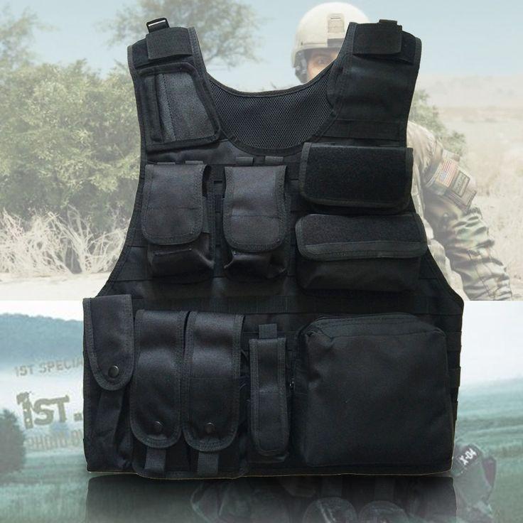 201 colete tatico americano Colete Modular tatico camuflado - Spider colete tatico airsoft MOLLE Tactical Vest SWAT schutzweste #Affiliate