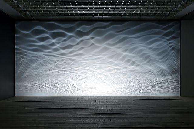 Olafur Eliasson (1967, Copenhagen) - Notion motion, 2005 by de_buurman, via Flickr