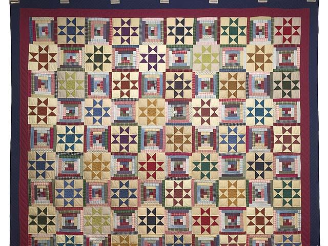 124 best Ohio Star Quilts images on Pinterest | Log houses, Blue ... : ohio star quilt shop - Adamdwight.com