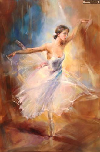 FLYING DREAM - Anna Razumovskaya