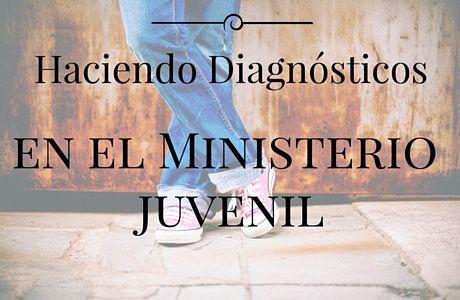 """Dr. Jaime Morales   Extraído de """"Administración del Ministerio Juvenil""""      Introducción   Con la fase de diagnóstico inicia la programa..."""