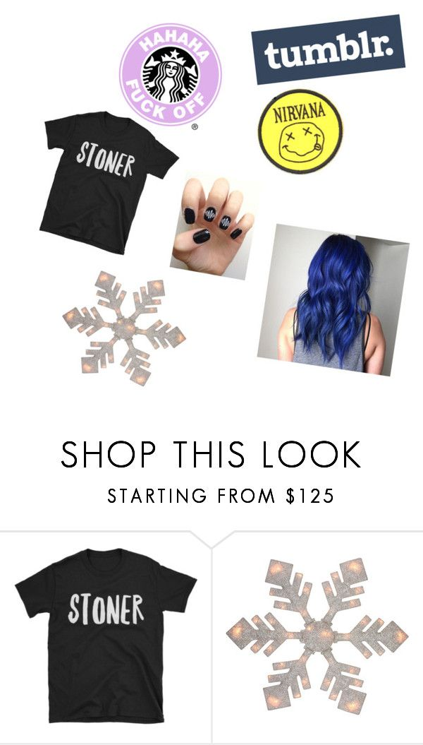 """""""when ur all about that edgy teen life bc I can't relate sike"""" by tealbloodedballerina ❤ liked on Polyvore featuring interior, interiors, interior design, home, home decor, interior decorating, Northlight Homestore and Ultimate"""