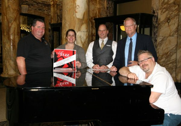 The Lackawanna County Commissioners awarded a $10,000 arts & culture grant to organizers of the 13th annual Scranton Jazz Festival, which will be held on August 4, 5 & 6 at the Radisson Lackawanna Station Hotel. Jazz icons The Stanley Clarke Band, John Pizzarelli and The Royal Scam headline the festival.