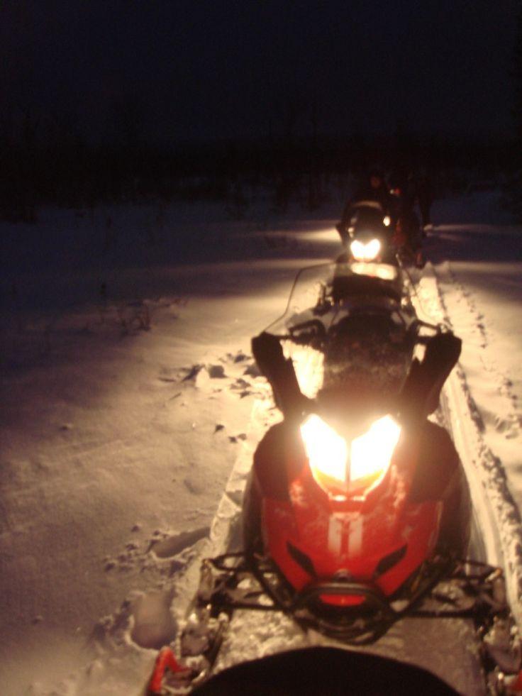 laponie-moto-neige