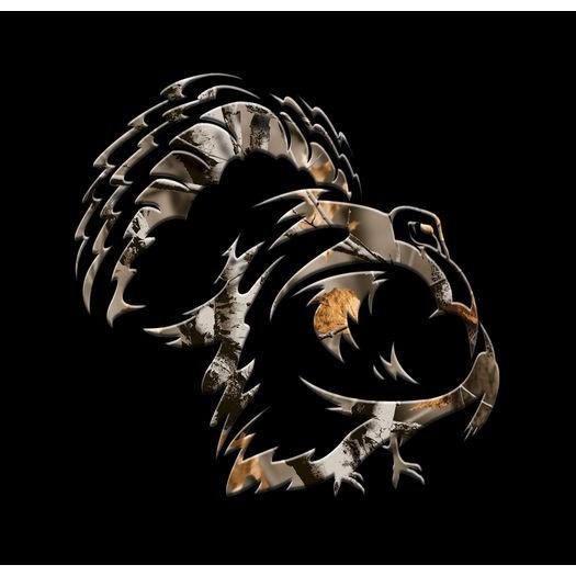 Turkey hunting logos - photo#55