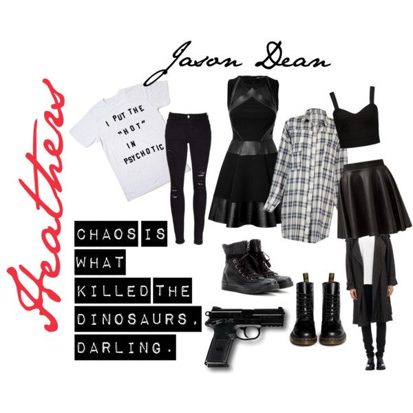 Heathers the Musical: Inspiration Outfits, Inspired Outfits ... Heathers The Musical Jd
