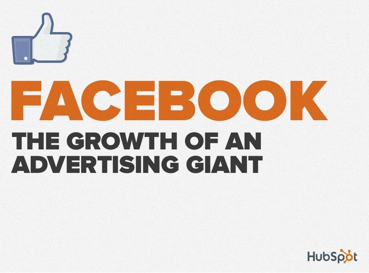 The History of #FacebookAdvertising by HubSpot All-in-one Marketing Software on Sep 19, 2013 via Slideshare