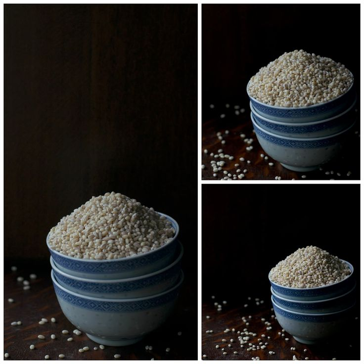 I saw this grain before in Supermarket (Berastagi Supermarket) and wondering what was that for and how to use it. I asked my Chinese f...