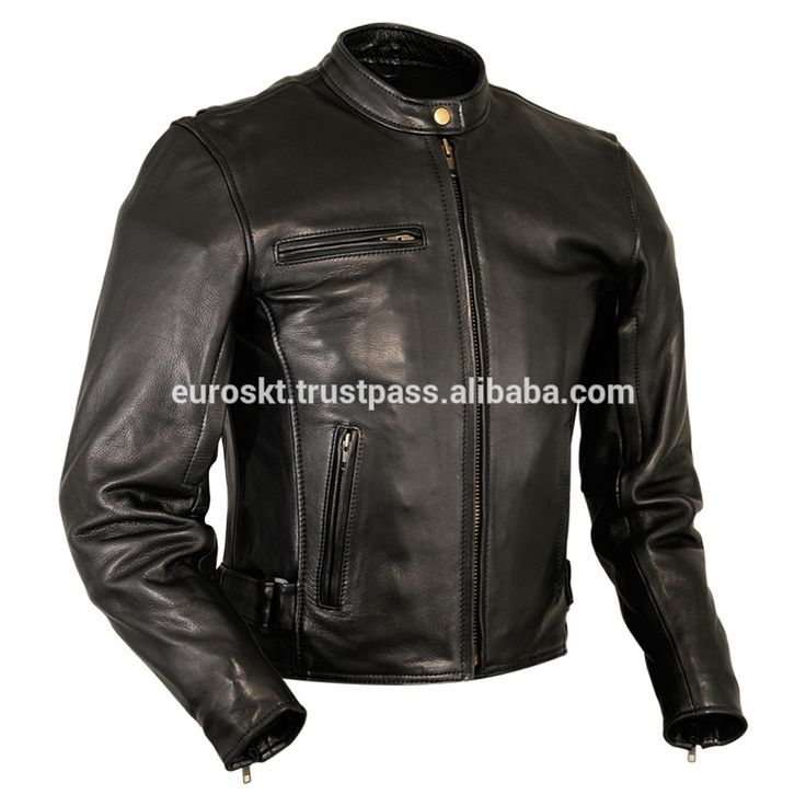 2016 Fashion Men Leather PU Genuine Cheap Men Leather Jacket With High Quality For Men Leather Coat