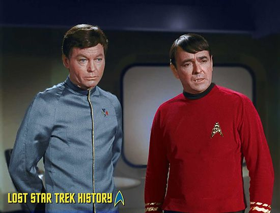 """News - The original broadcast dates for """"The Menagerie"""" were 50 years ago -- this November 17th and 24th, and Lost Trek History bloggers David Tilotta and Curt McAloney mark the occasion by presenting some facts about it. Read on at..."""