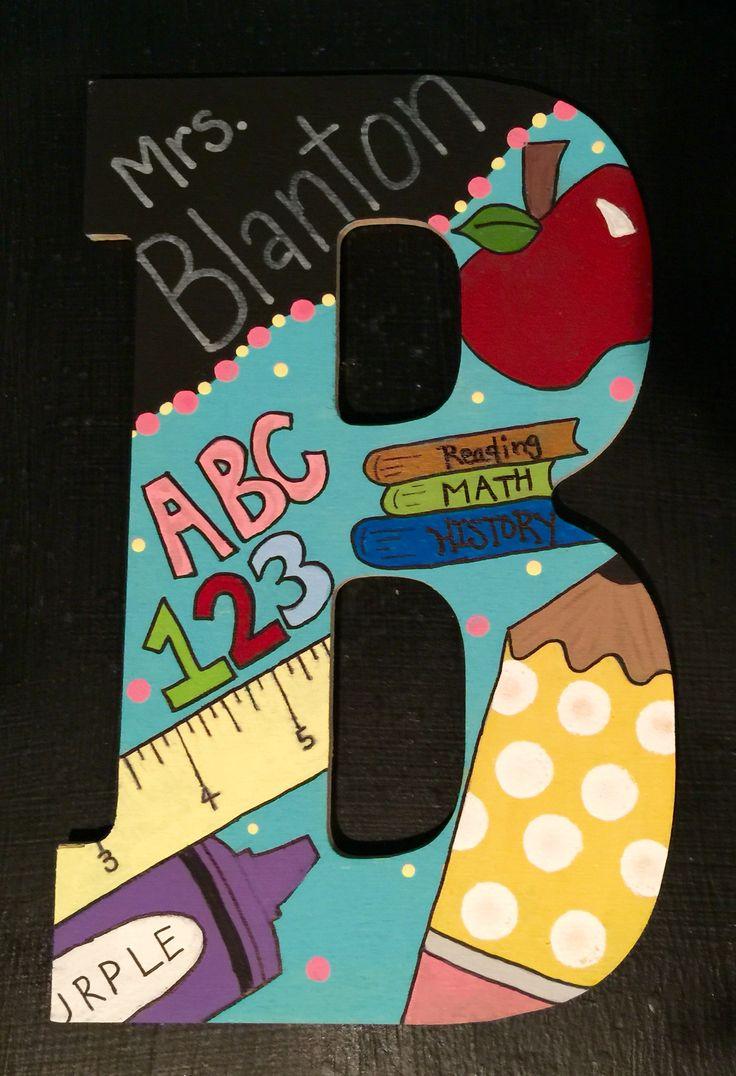 Best 25+ Teacher appreciation letter ideas on Pinterest | Teacher ...