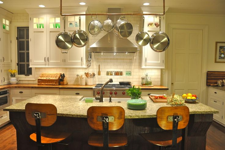 Cool  Traditional Copper Pot Racks Ideas in Pot Rack