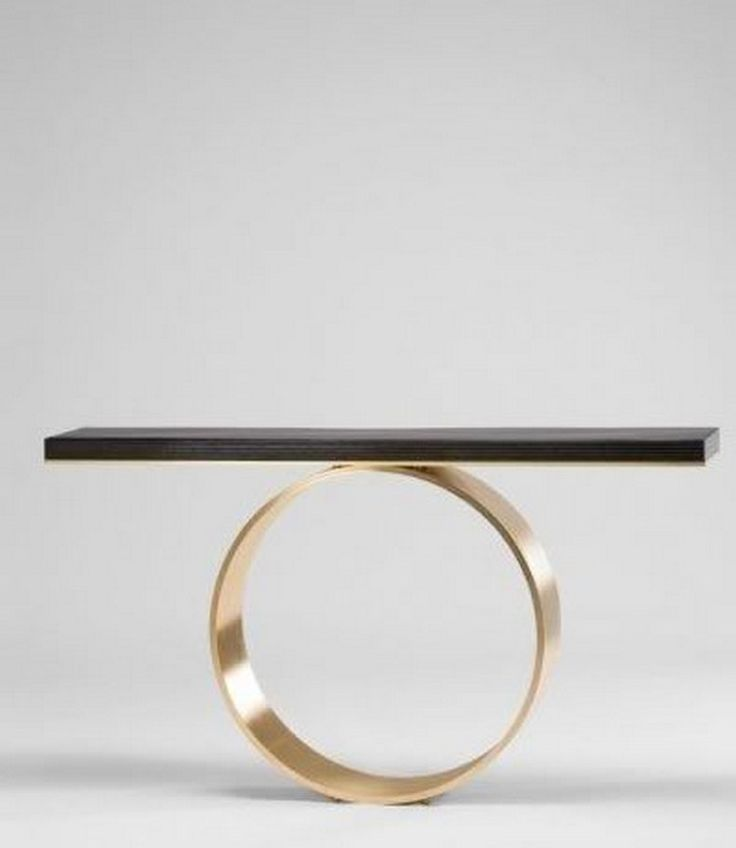 25 best ideas about modern console tables on pinterest entrance hall decor entrance hall - Moderne consoles ...