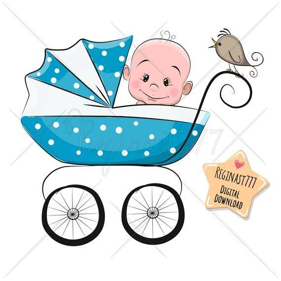 Cute Baby Boy Png Stroller Boy Digital Download Baby Etsy Baby Drawing Baby Cartoon Baby Clip Art
