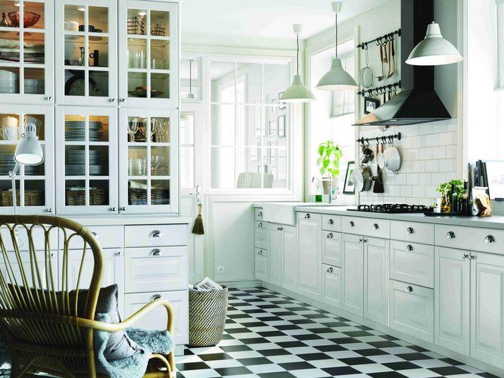 IKEA USA (DesignByIKEA) on Twitter - LOVE the 6-pane stacked cabinets!!