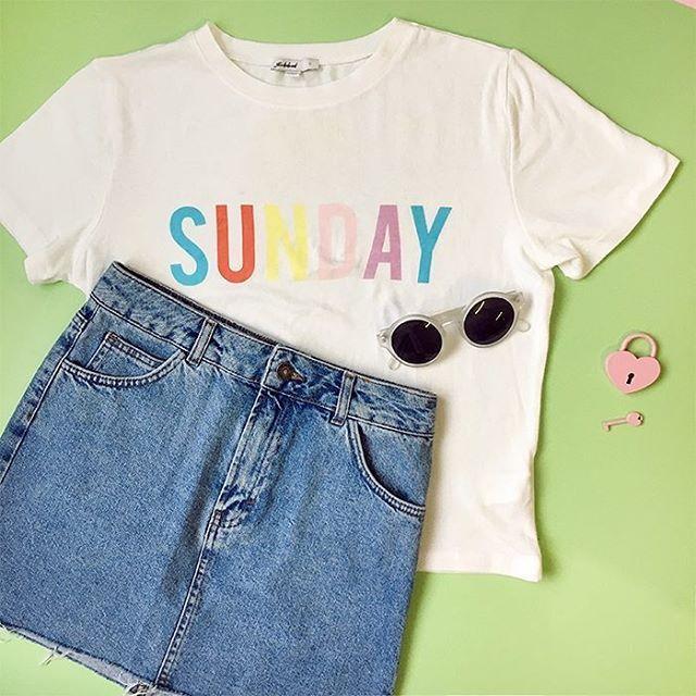 S U N D A Y #subdued #subduedstyle