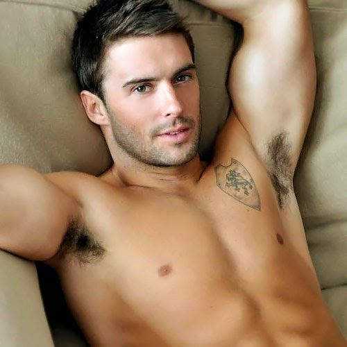 best looking gay model