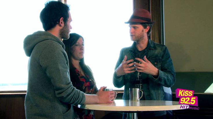 Hey Ho! It's The Lumineers talking Backstage with Taylor Kaye | Interview | KiSS 92.5